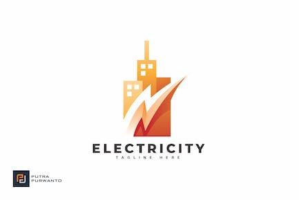 Electricity - Logo Template