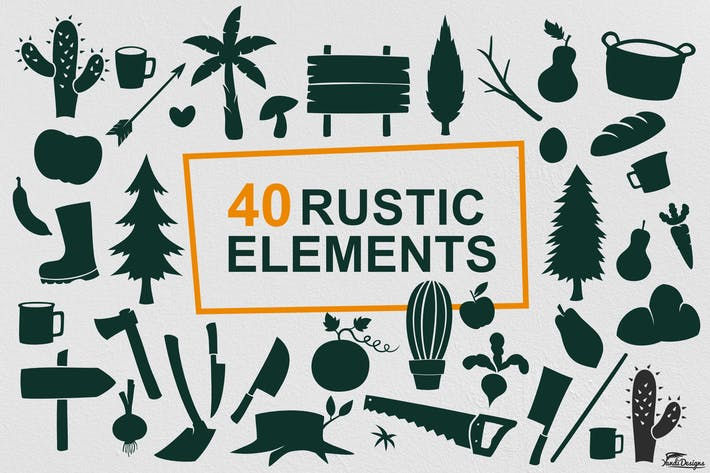 Thumbnail for Rustic Elements