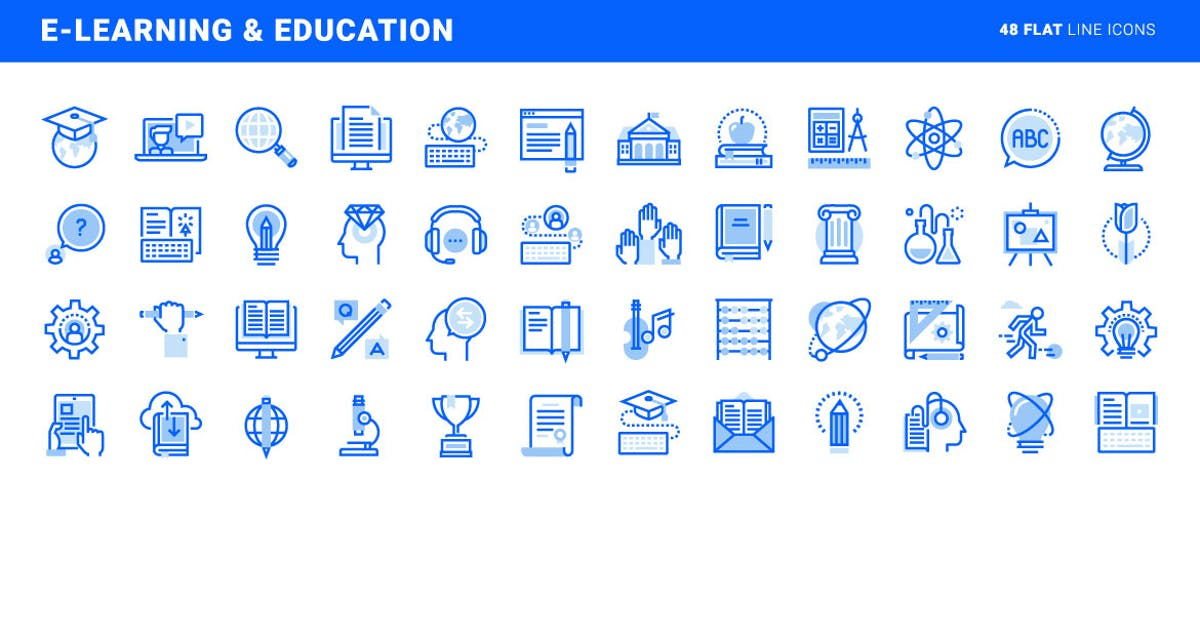 Download E-learning and Education by PureSolution