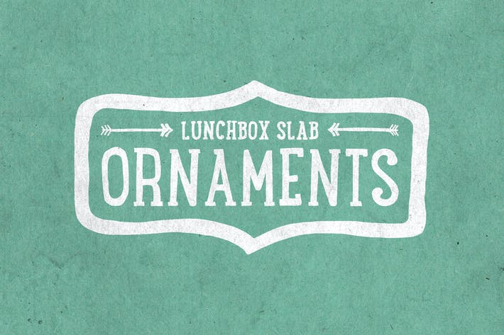 Thumbnail for Lunchbox Slab Ornaments