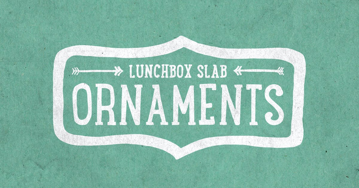Download Lunchbox Slab Ornaments by kimmydesign
