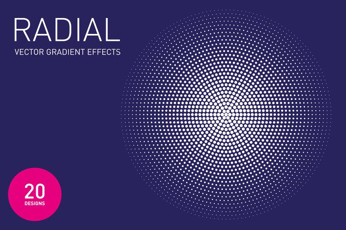 Thumbnail for Radial Vector Gradient Effects