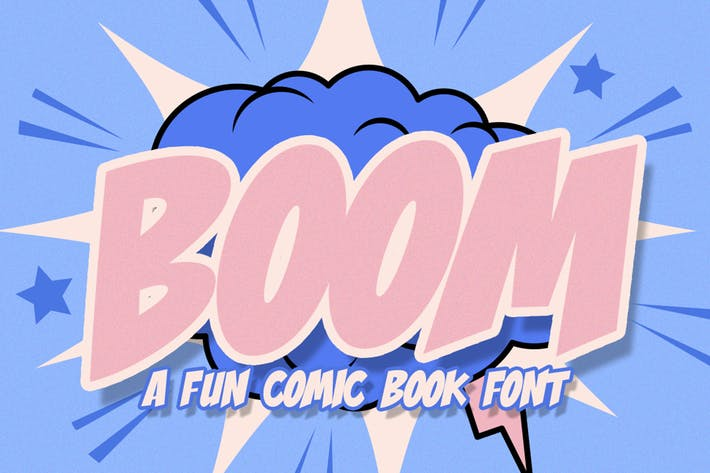 Thumbnail for Fuente Boom Comic