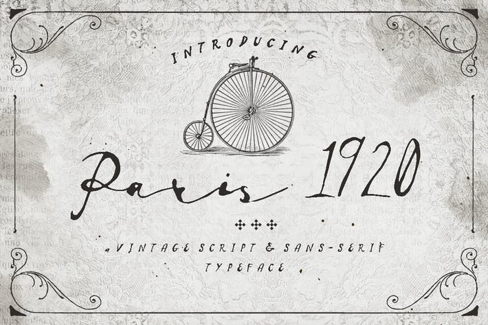 Thumbnail for París 1920