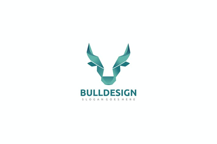 Cover Image For Bull Logo