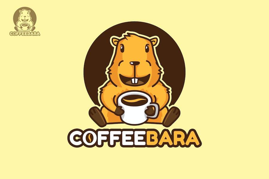 Coffeebara - Mascot & Esport Logo