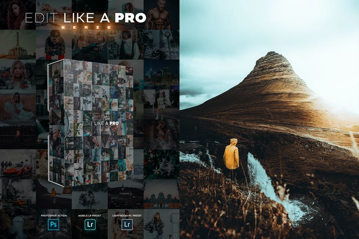 Редактировать как PRO 30-й - Photoshop & Lightroom