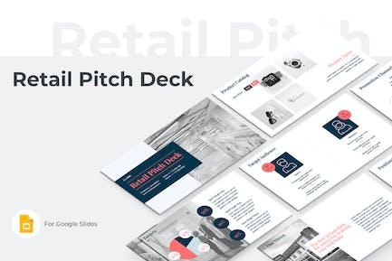 Retail Pitch Deck Google Slides Template