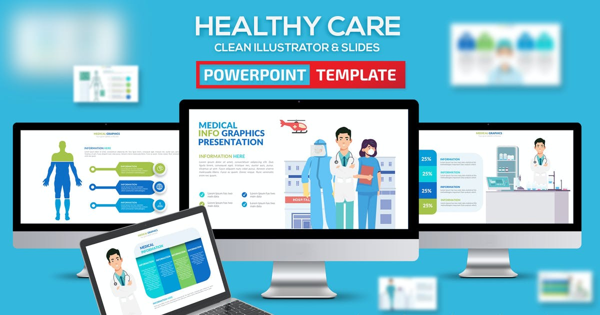Download Medical Powerpoint Presentation Template by mamanamsai
