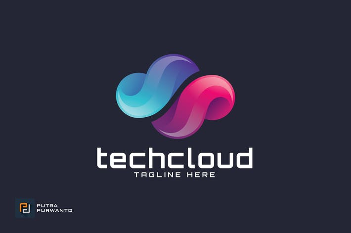 Thumbnail for Techcloud - Logo Template