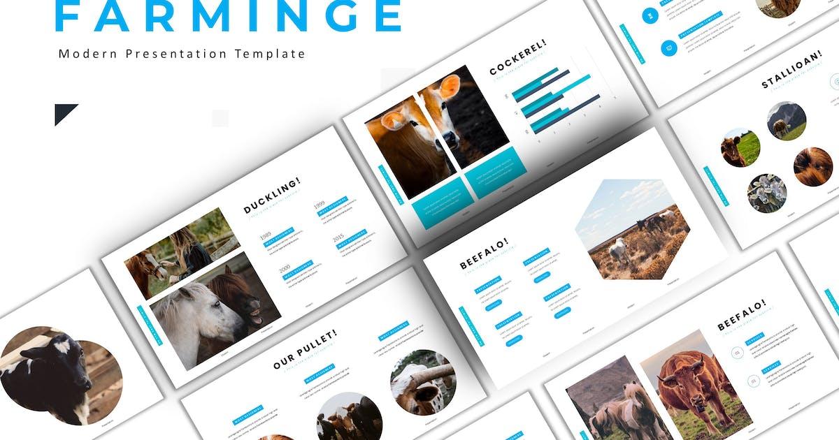 Download Farminge - Keynote Template by karkunstudio