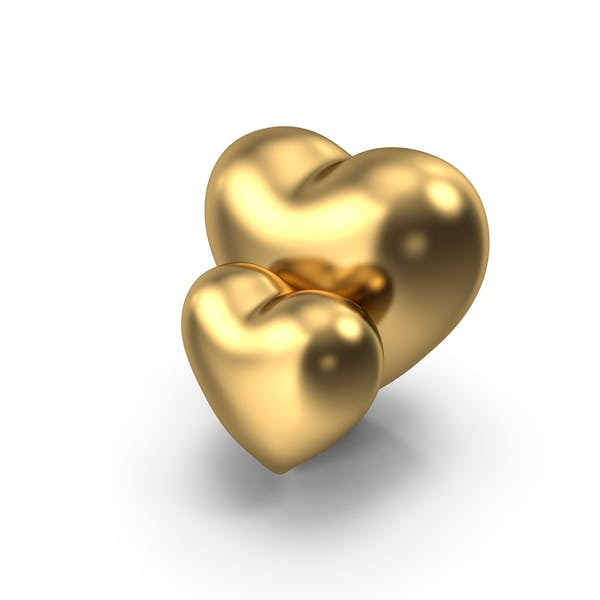 Thumbnail for Two Gold Hearts