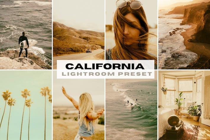 Калифорнийский стиль жизни