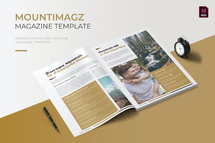 Thumbnail for Mountimagz | Magazine