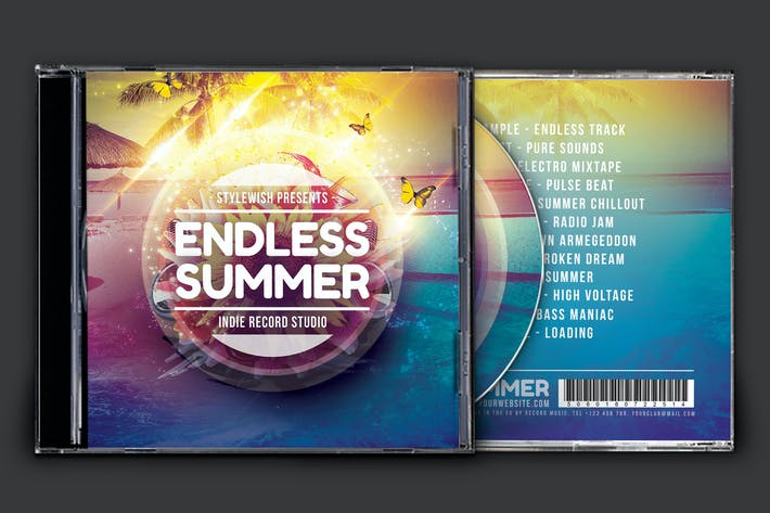 Thumbnail for Endless Summer CD Cover Artwork