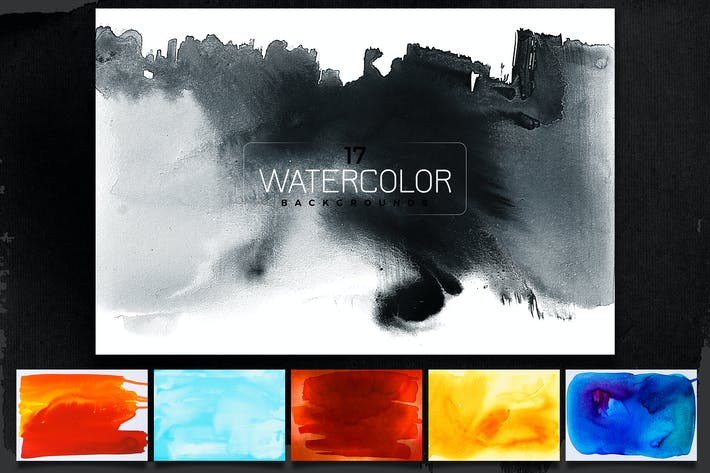 Thumbnail for Watercolor Backgrounds1