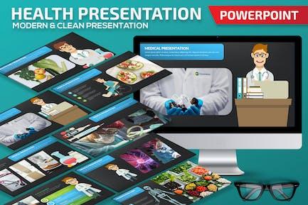 Health Powerpoint Presentation Template