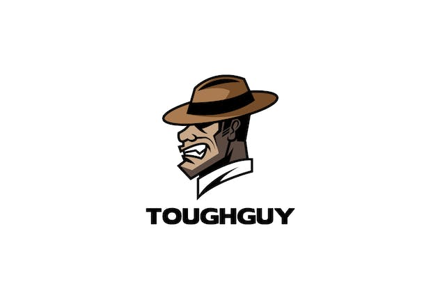 Tough Guy Logo - product preview 0