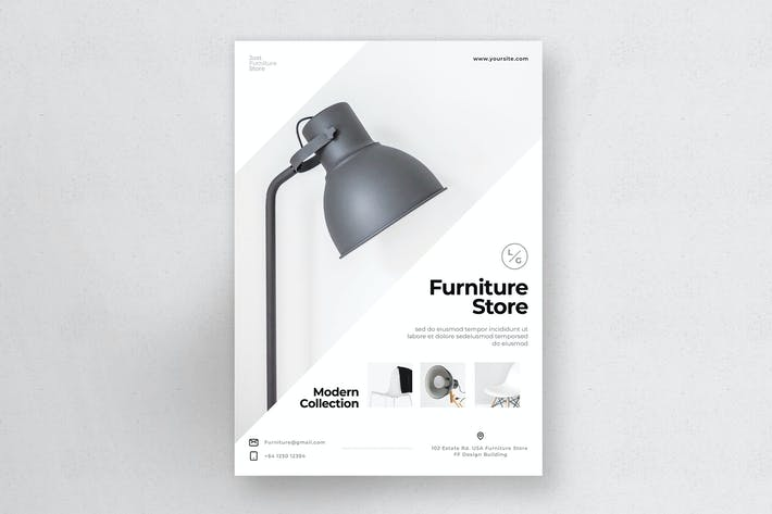 Thumbnail for Furniture Flyer Vol.6