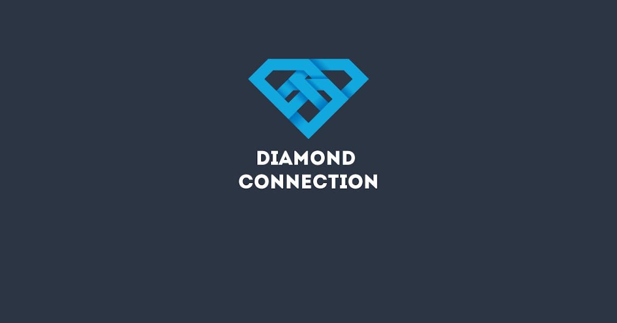Download Diamond Connection Logo Template by Ijajil