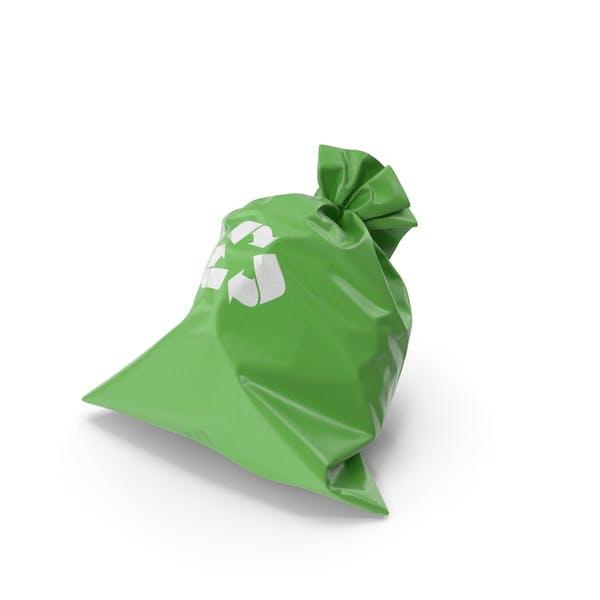 Garbage Bag Green