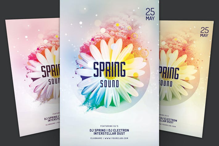 Thumbnail for Spring Sound Flyer
