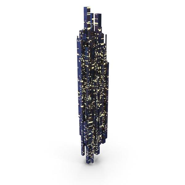 Thumbnail for Futuristischer Wolkenkratzer
