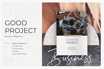 Good Project Business Magazine