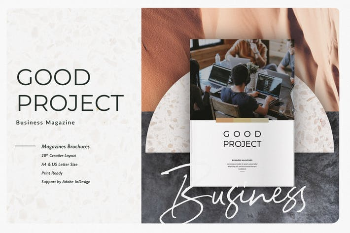 Good Project Business Magazine