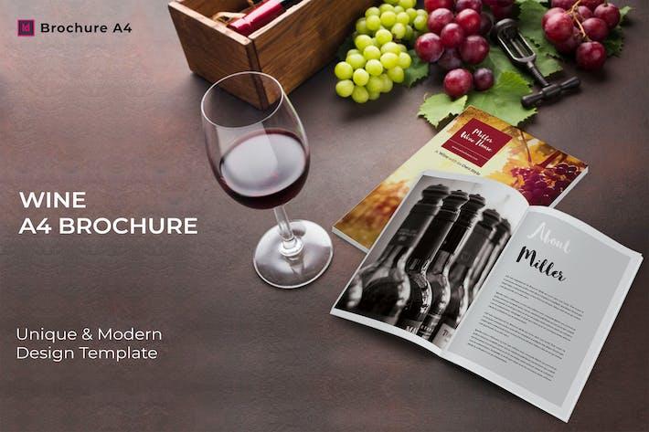 Thumbnail for Wine Brochure