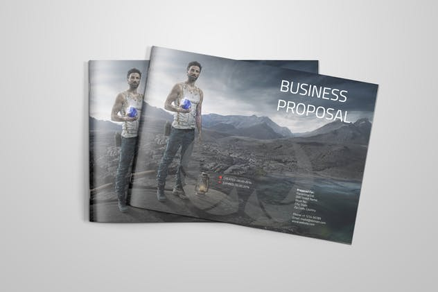Business Plan - product preview 6