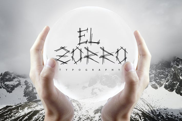 Thumbnail for El Zorro Script Typeface