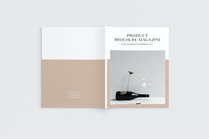 Thumbnail for Product Catalog Magazine