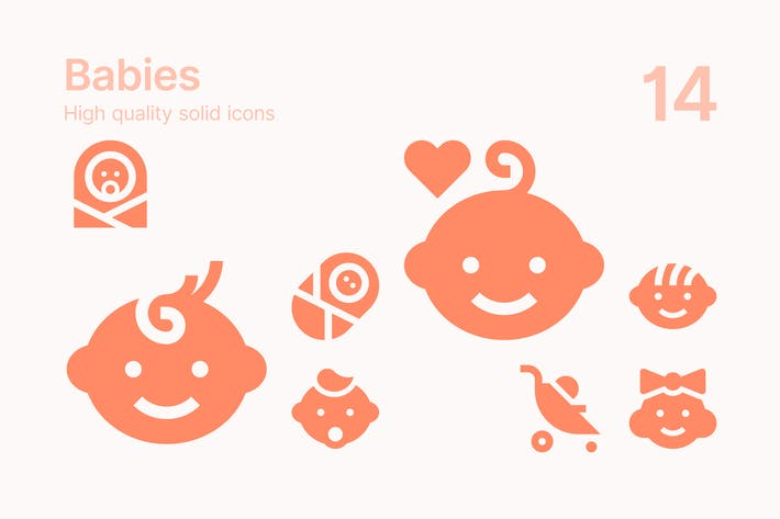 Thumbnail for Детские Иконки