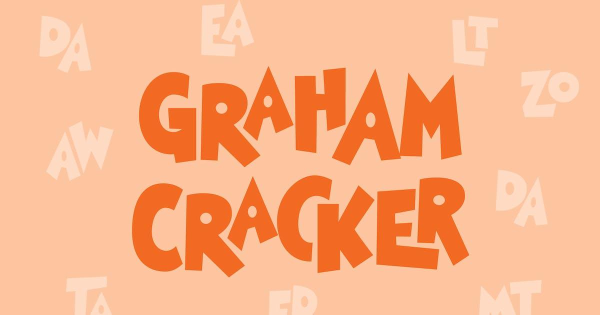 Download Graham Cracker by WalcottFonts