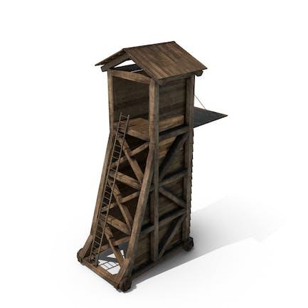 Torre de asedio medieval