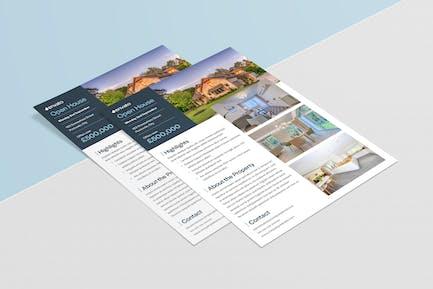 Open House Invitation - Flyer