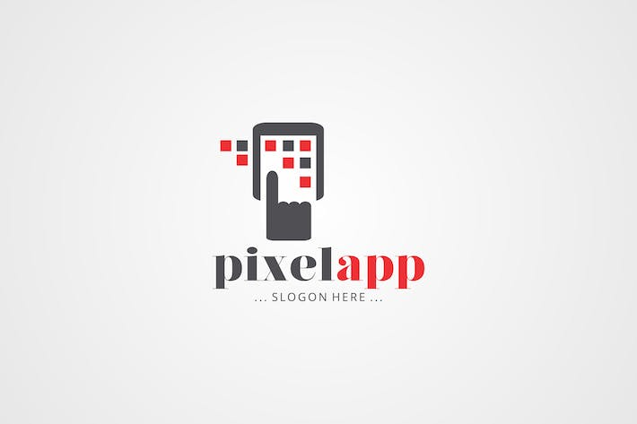 Cover Image For Pixel App Logo