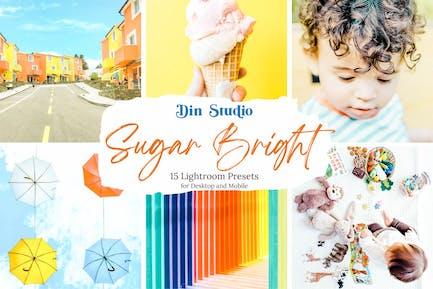 Sugar Bright Lightroom Presets