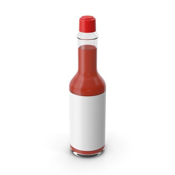 Thumbnail for Hot Sauce Bottle