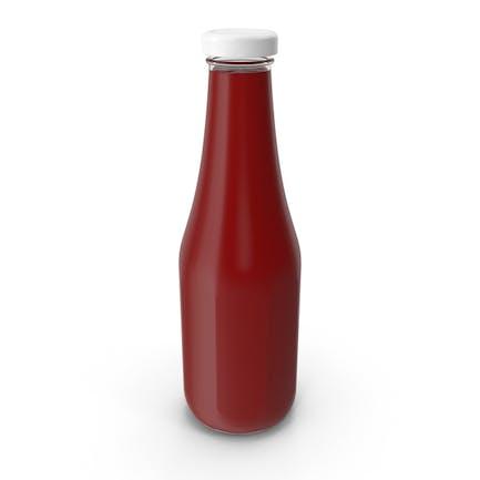 Botella Ketchup