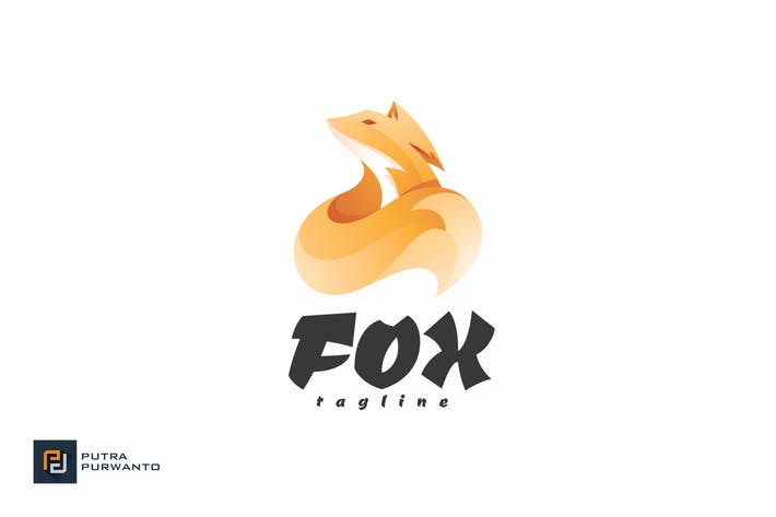 Thumbnail for Fox - Logo Template