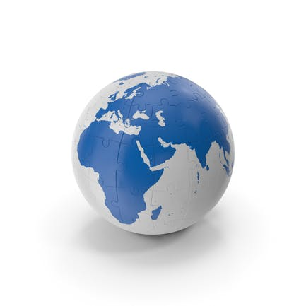 Erde Jigsaw Puzzle Globus
