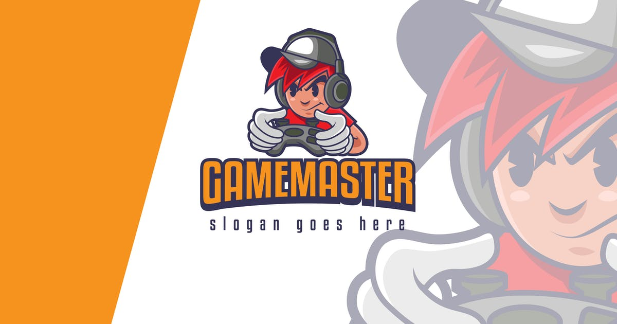 Download Gaming Logo Template by Slidehack