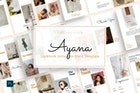 Ayana - Lookbook Instagram Story Template
