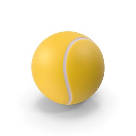 Теннис мяч мультфильм
