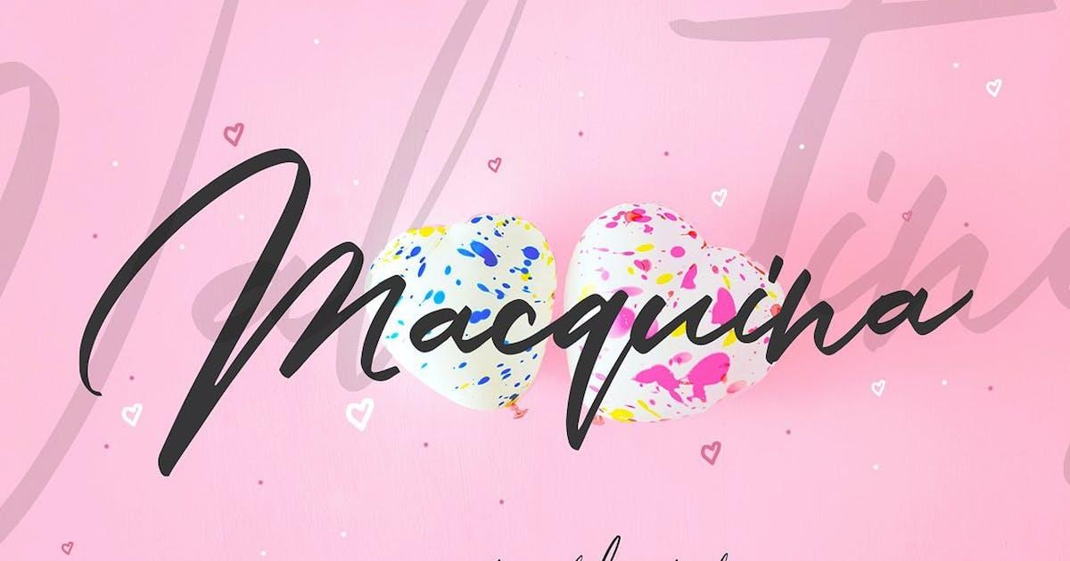 Download Macquina by maghrib