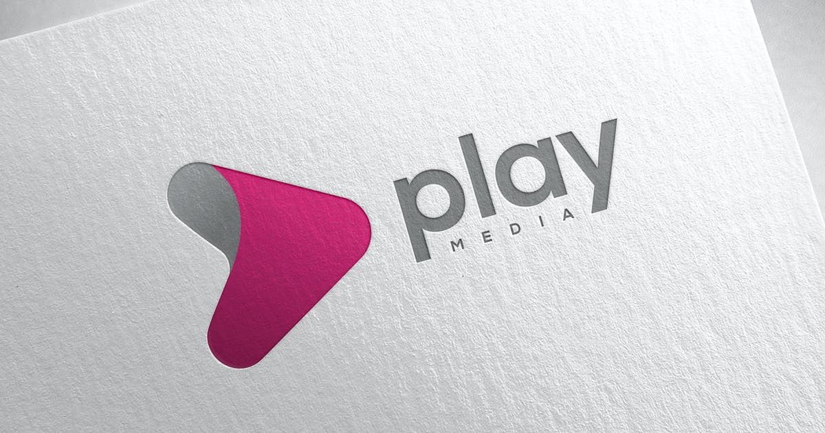 Download Play Logo by MONOGRPH