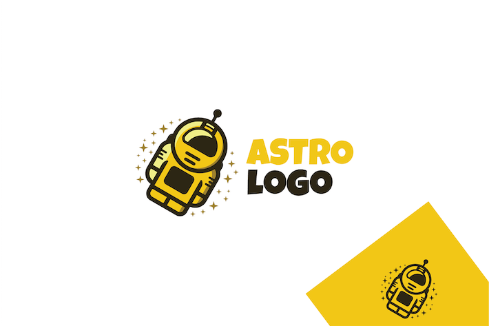 Thumbnail for AMR Astronaut Logo