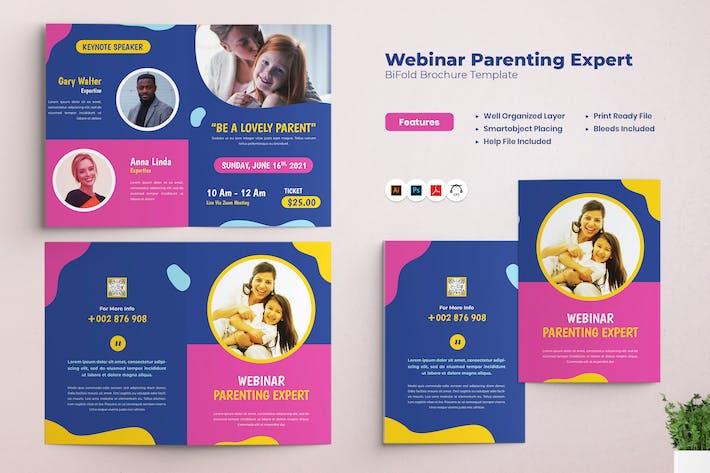 Thumbnail for Webinaire Brochure bifold sur le rôle parental